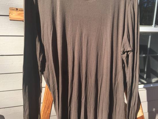 Julius AW15 Cotton/Wool Oversized Longsleeve Top Size US M / EU 48-50 / 2 - 3