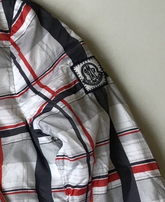 Thom Browne Check Pattern Stadium Jacket Size US S / EU 44-46 / 1 - 2