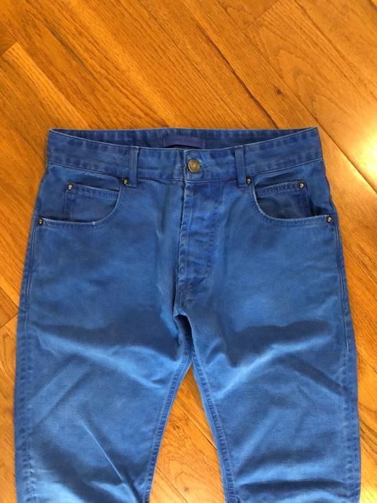 Balmain Slim/Skinny Blue Jeans Size US 30 / EU 46 - 1