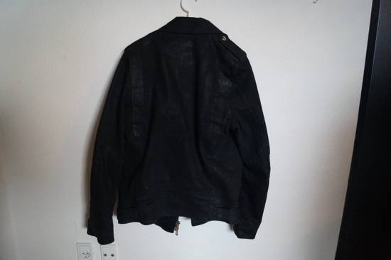 Balmain Balmain waxed cotton jacket Size US L / EU 52-54 / 3 - 1