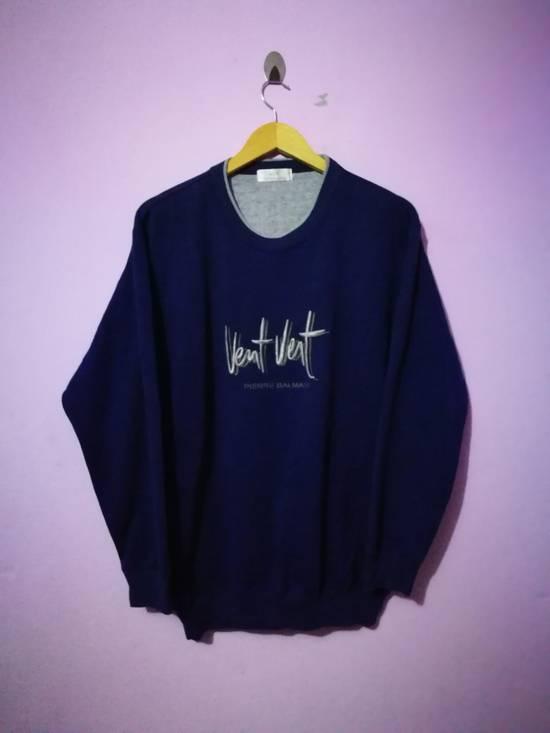 Balmain Embroidered Vent Vent by Pierre Balmain sweatshirt Size US M / EU 48-50 / 2 - 3