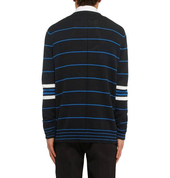 Givenchy GIVENCHY OVERSIZED STRIPED KNITTED COTTON SWEATER by Riccardo Tisci Size US L / EU 52-54 / 3 - 10