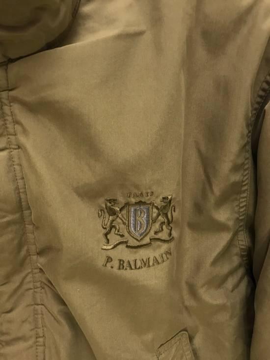 Balmain Pierre Balmain Paris 90s Cropped Jacket With Wool Lining Made in Japan Size US M / EU 48-50 / 2 - 2