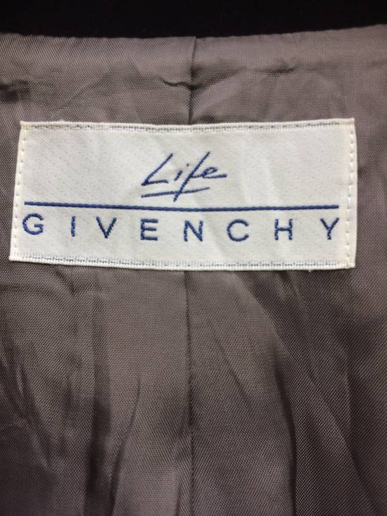 "Givenchy ""Life"" Formal Suit Velvet Mix by Givenchy Size 38R - 7"