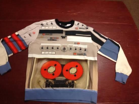 Givenchy Givenchy Tape Deck Sweatshirt Size US M / EU 48-50 / 2