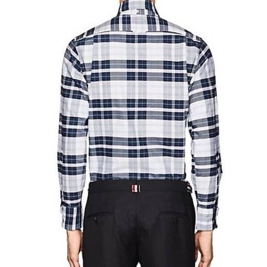 Thom Browne Thom Browne Madras Plaid Cotton Shirt Size US M / EU 48-50 / 2 - 1