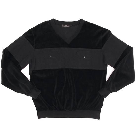 Givenchy Vintage 80's velour shirt Size US L / EU 52-54 / 3