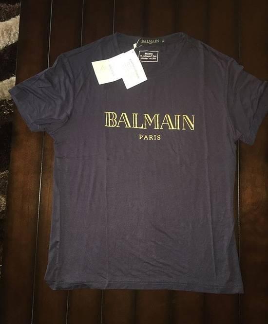 Balmain Balmain logo tee Size US M / EU 48-50 / 2