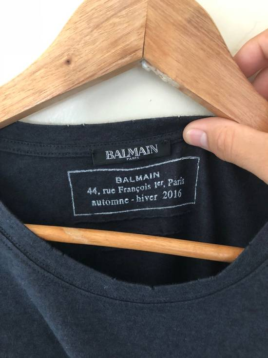 Balmain Balmain Distressed T-Shirt Size US M / EU 48-50 / 2 - 2