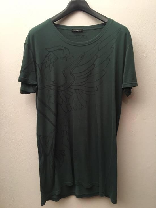 Balmain Balmain Green T-shirt Size US M / EU 48-50 / 2