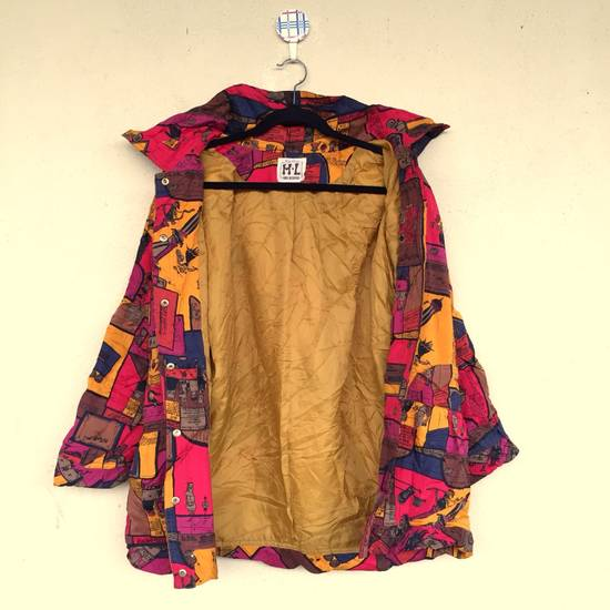 Vintage Vintage!! H-L HENRI LUC CHAPIUS Sportwear Cote D'Azur Designer Outdoor Windbreaker Full Print Pop Art Henri Luc Chapius Women Size Large Size US L / EU 52-54 / 3 - 8