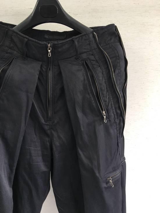 Julius Multi-zipper Pants Size US 30 / EU 46 - 3