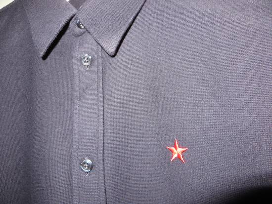 Givenchy Star-embroidery shirt Size US M / EU 48-50 / 2 - 1