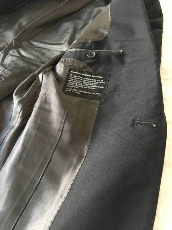Julius Rare Japan made black fine wool tailored jacket in excellent condition Size 38R - 18