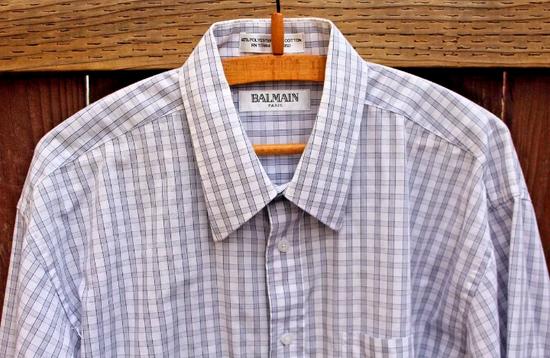 Balmain Balmain Dress Shirt Size US XL / EU 56 / 4 - 5