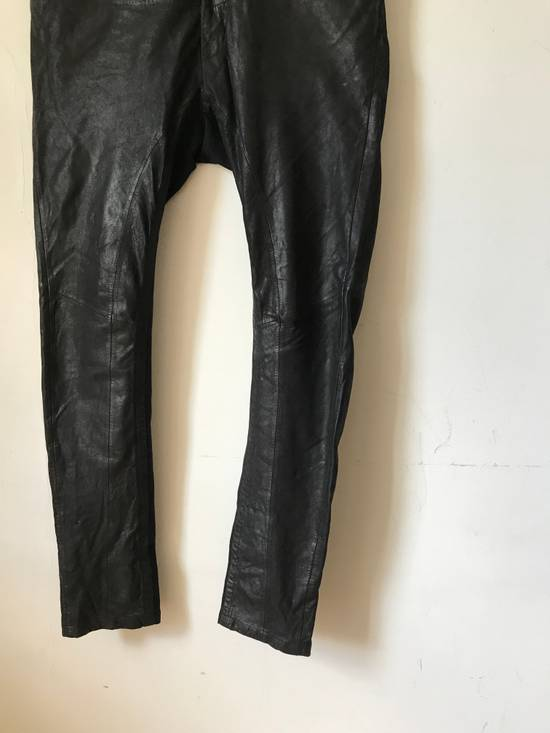 Julius lamb leather pants size 3 Size US 34 / EU 50 - 2