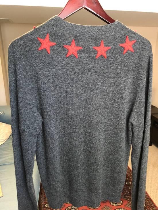 Givenchy Stars Collar Sweater Size US M / EU 48-50 / 2 - 1