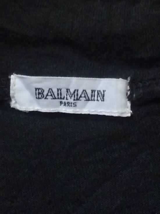 Balmain BALMAIN T SHIRT DESIGN STRES CLOTH Size US S / EU 44-46 / 1 - 3