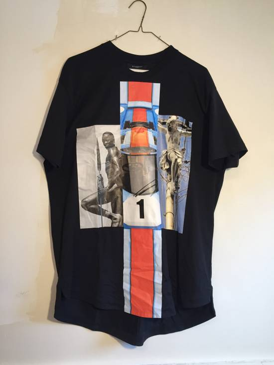 Givenchy Givenchy Graphic Cross Shirt Size US L / EU 52-54 / 3