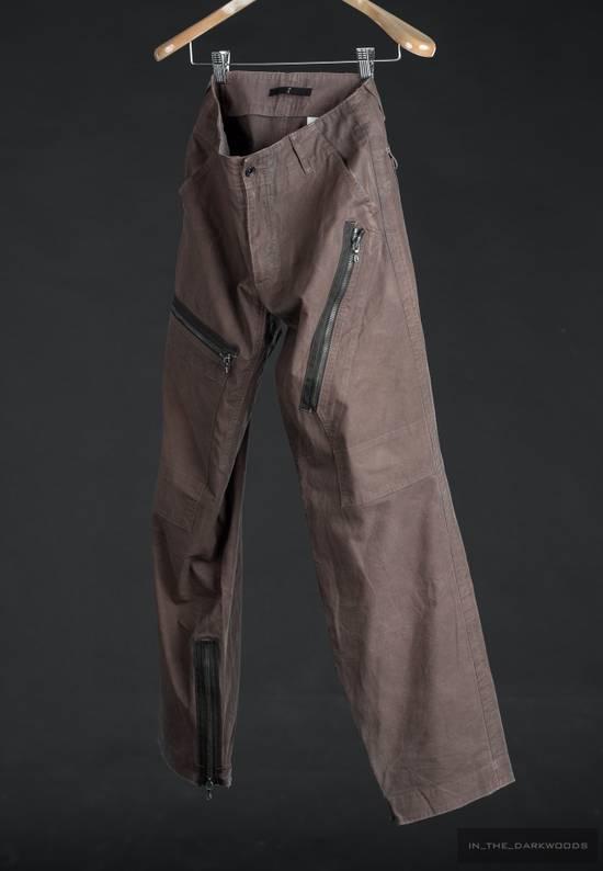 Julius = last drop = wide cargo pants 2008AW Size US 28 / EU 44 - 5