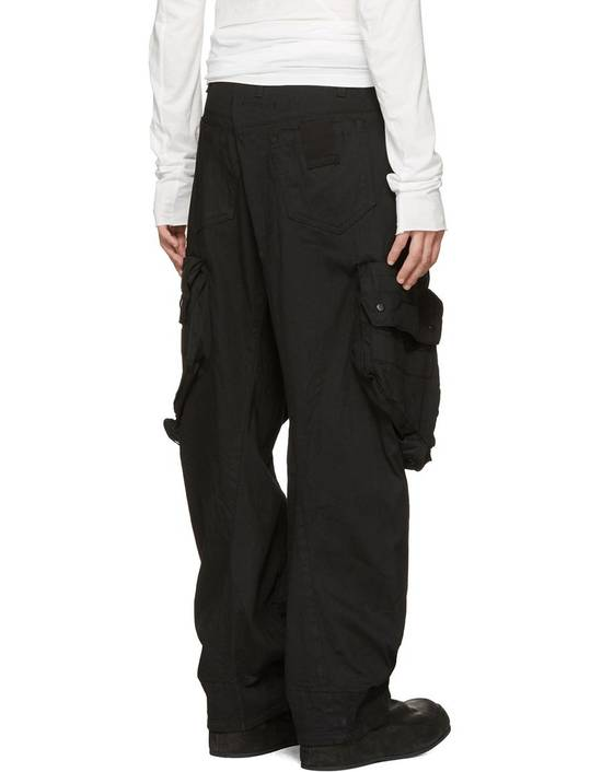 "Julius ""FINAL SALE"" NEW WITH TAG, GAS-MASK CARGO PANTS ""RARE"" Size US 34 / EU 50 - 2"