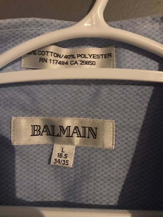 Balmain Long Sleeve Balmain Button Up Size US L / EU 52-54 / 3 - 1