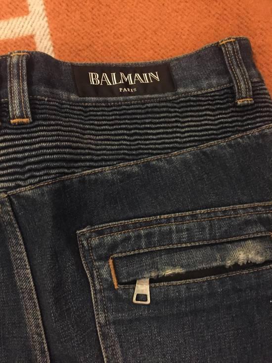 Balmain Balmain Classic Biker jean Size US 30 / EU 46 - 5
