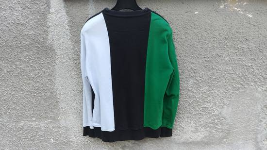 Givenchy $1375 Givenchy Colorblocked Madonna American Dream Rottweiler Sweatshirt size M Size US M / EU 48-50 / 2 - 8