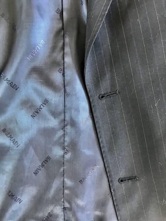 Balmain TESSUTO PINSTRIPED BLAZER Size 50R - 8