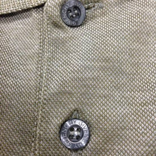 Givenchy Givenchy Monsieur Polo shirt button down nice design Medium size Size US M / EU 48-50 / 2 - 4