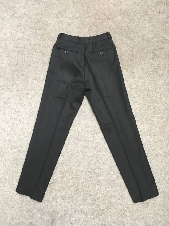 Balmain Black trousers Size 38R - 1