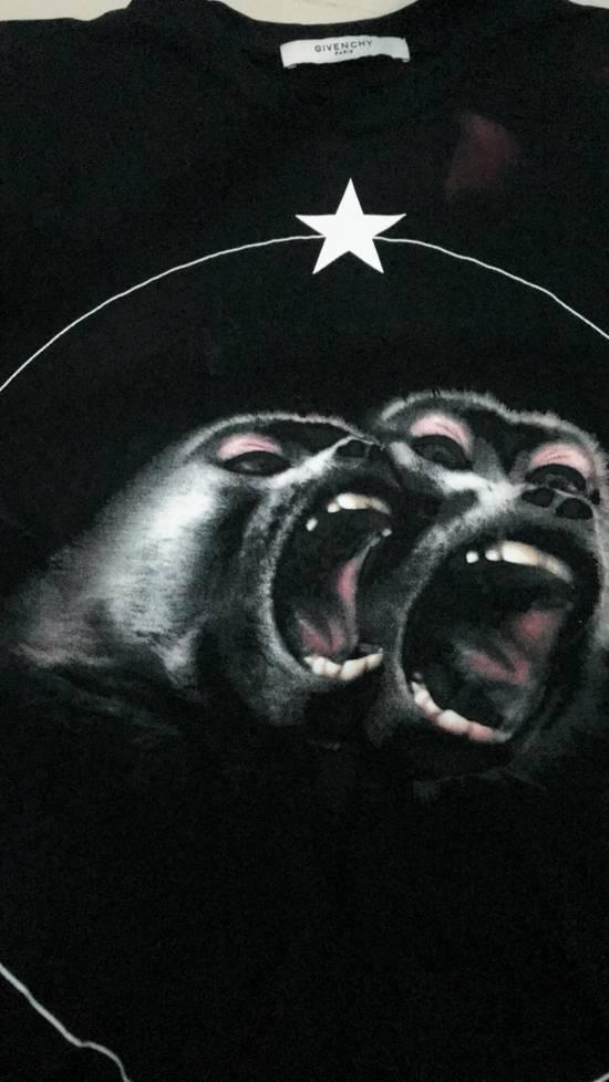 Givenchy Givenchy Monkey Brothers T-shirt Size US M / EU 48-50 / 2