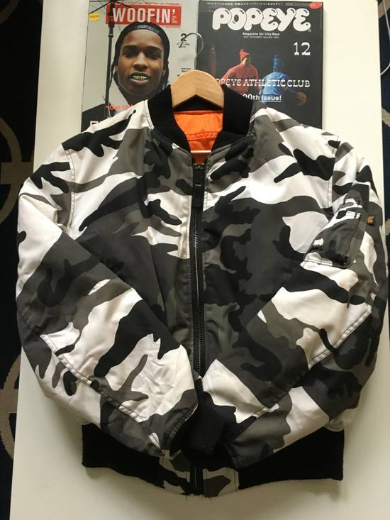Alpha Industries Urban Camo M-1 Made in USA Size US L / EU 52-54 / 3 - 2