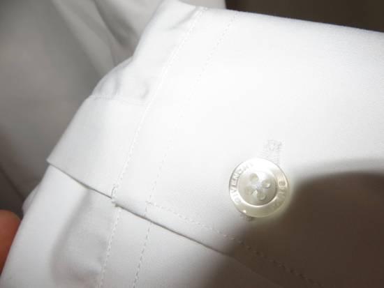 Givenchy Embroidered stars collar shirt Size US XL / EU 56 / 4 - 4
