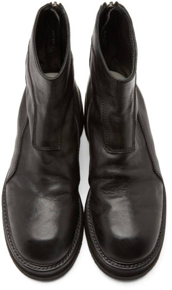 Julius Artisanal Leather Boots Size US 10.5 / EU 43-44 - 4