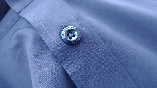 Givenchy Givenchy Black Chest Pocket Plain Rottweiler Shark Men's Shirt size 39 (M) Size US M / EU 48-50 / 2 - 4
