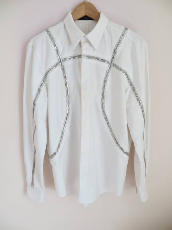 Givenchy Givenchy White Basketball Jacket Size US M / EU 48-50 / 2