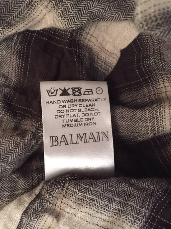 """Balmain FW11 """"Tiger"""" Shirt. Size 38 Size US S / EU 44-46 / 1 - 9"""