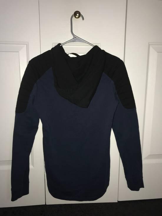 Balmain Balmain x H&M Hoodie (Blue) Size US XS / EU 42 / 0 - 5