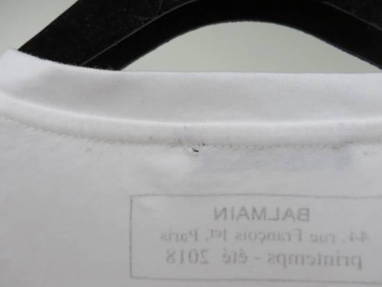 Balmain V-neck logo t-shirt Size US L / EU 52-54 / 3 - 5
