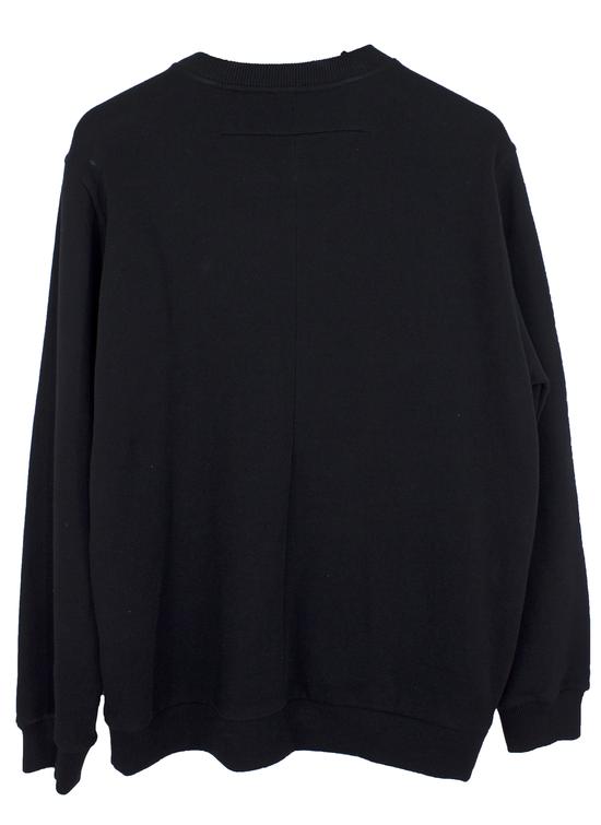 Givenchy Black Zip Pocket Sweatshirt Size US M / EU 48-50 / 2 - 2