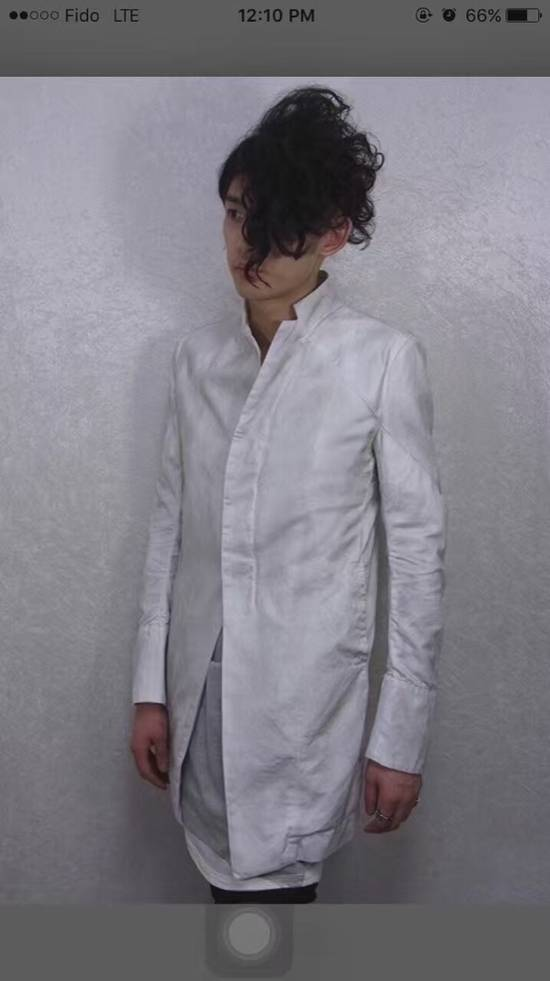Julius SS14 Tailored Cotton Jacket Size US S / EU 44-46 / 1