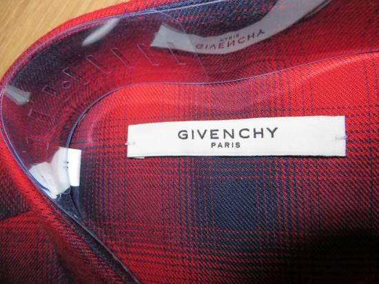 Givenchy Flannel check- shirt Size US M / EU 48-50 / 2 - 5