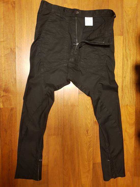 Julius Pre Spring 18 Jodphur Dropcrotch Stretch Denim Pants Size US 30 / EU 46 - 4