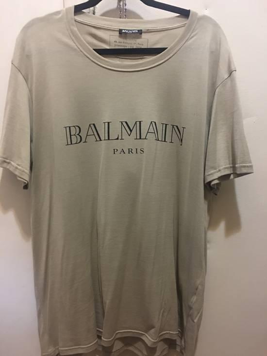 Balmain Balmain tee Size US XL / EU 56 / 4