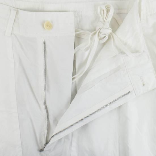 Julius 7 White Lightweight Harem Shorts Size US 34 / EU 50 - 3