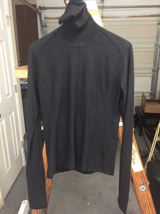 Julius AW04 Cashmere/Silk High Neck Ninja Sweater Size US M / EU 48-50 / 2 - 1