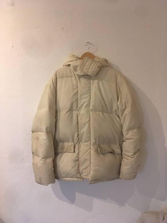 Helmut  Lang 1998 White Down Jacket Size US L / EU 52-54 / 3