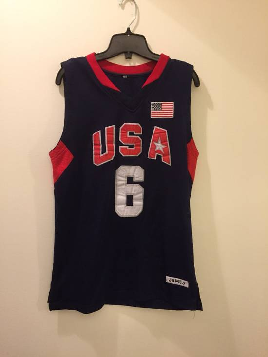 Usa Olympics USA Olympic Lebron James  6 Jersey Size m - Jerseys for ... ae87fd3c17cf