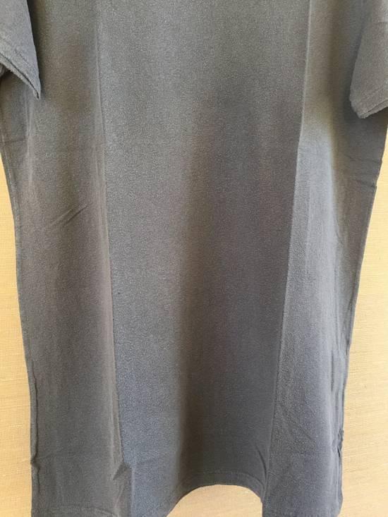 Balmain Grey Silk Tee Size US M / EU 48-50 / 2 - 1